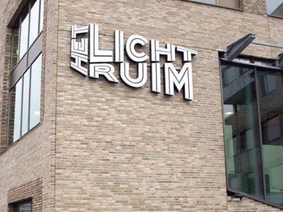 logo Lichtruim aan gevel