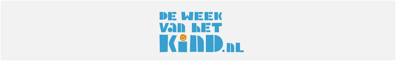 De week van het kind logo