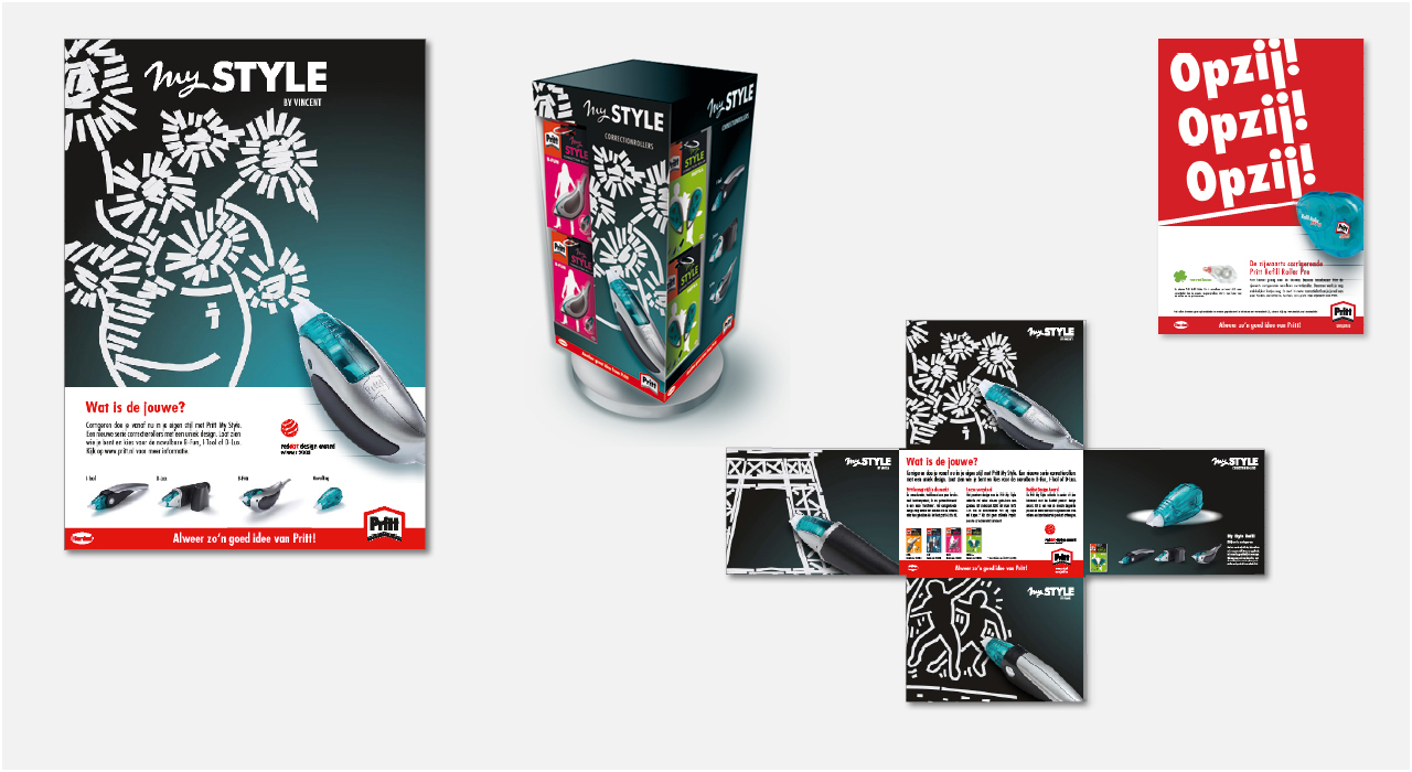 Pritt mystyle campagne