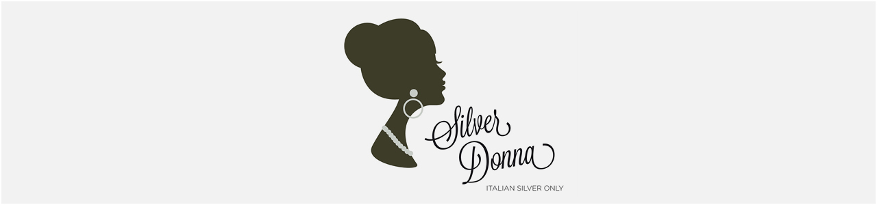 Silver Donna Italian Silver Logo